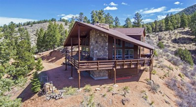 270 Spruce Road, Woodland Park, CO 80863 - #: 7747625