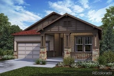 4168 Forever Circle, Castle Rock, CO 80109 - #: 7752273