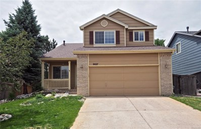 9527 Cove Creek Drive, Highlands Ranch, CO 80129 - #: 7834596