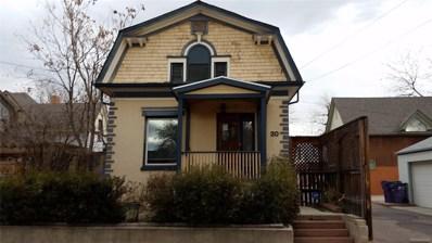 20 Bannock Street, Denver, CO 80223 - #: 7858926
