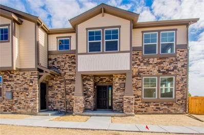 24956 E Calhoun Place UNIT B, Aurora, CO 80016 - #: 8161054