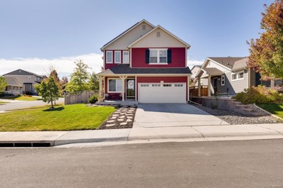 4038 Opportunity Drive, Castle Rock, CO 80109 - #: 8209670