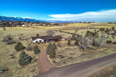 6990 Rolling View Drive, Colorado Springs, CO 80925 - #: 8256110