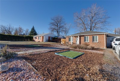 545 S Clay Street, Denver, CO 80219 - #: 8289662