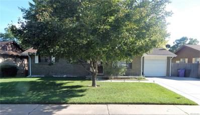 4780 W Temple Place, Denver, CO 80236 - #: 8419166