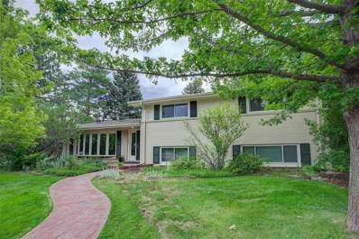 5572 E Mansfield Avenue, Denver, CO 80237 - #: 8497717