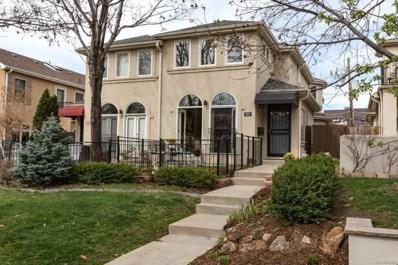 357 Jackson Street, Denver, CO 80206 - #: 8499450