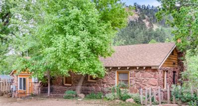 161 Artesian Drive, Eldorado Springs, CO 80025 - #: 8521151
