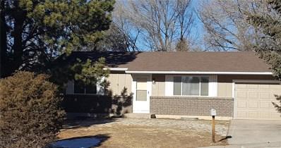 5027 Bonita Way, Colorado Springs, CO 80918 - #: 8536418