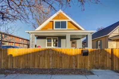 446 Galapago Street, Denver, CO 80204 - #: 8594660