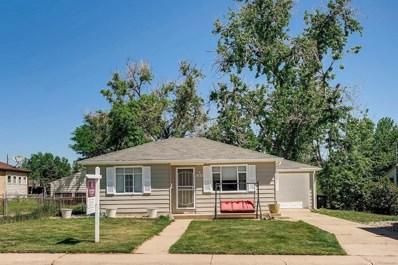 1833 W 47th Avenue, Denver, CO 80211 - #: 8644805
