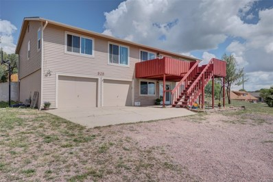 825 Circle Road, Palmer Lake, CO 80133 - #: 8710917
