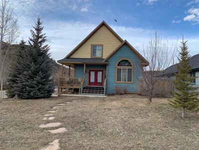 127 Grand Avenue, Hot Sulphur Springs, CO 80451 - #: 8724558