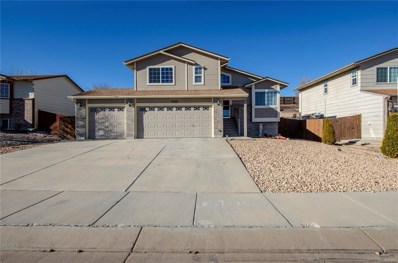 7166 Lone Eagle Lane, Colorado Springs, CO 80925 - #: 8866898