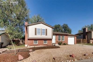 2450 Payne Circle W., Colorado Springs, CO 80916 - #: 8881745