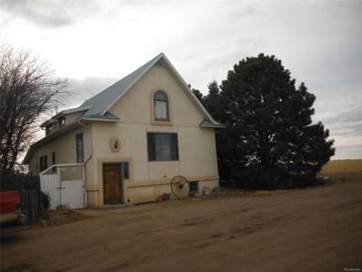 321 Church Street, Arriba, CO 80804 - #: 8892173
