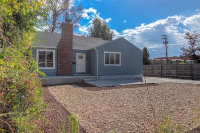 3850 Harlan Street, Wheat Ridge, CO 80033 - #: 8915664