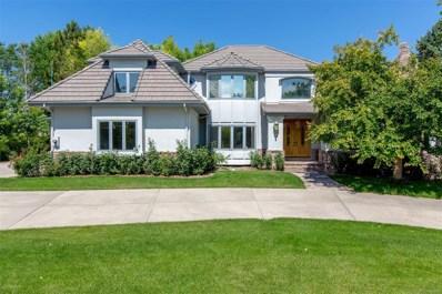 23 Glenmoor Drive, Cherry Hills Village, CO 80113 - #: 8977757