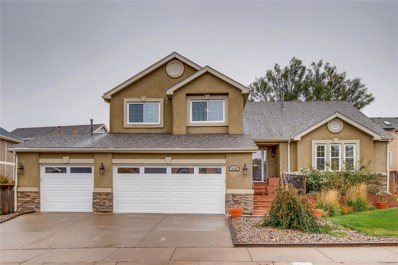 4725 Jenson Lane, Colorado Springs, CO 80922 - #: 9335003
