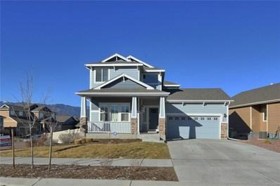 1398 Celtic Street, Colorado Springs, CO 80910 - #: 9392907