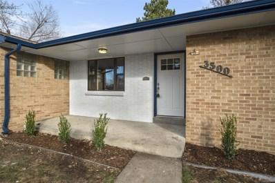 3500 Moore Court, Wheat Ridge, CO 80033 - #: 9503448