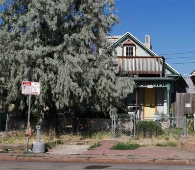 975 Kalamath Street, Denver, CO 80204 - #: 9545889