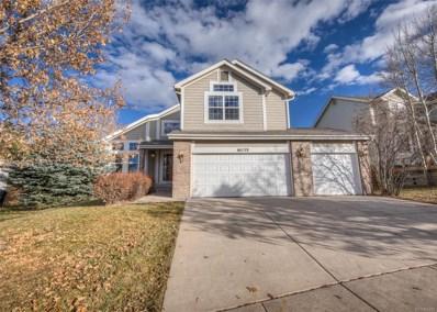 6035 Mapleton Drive, Colorado Springs, CO 80918 - #: 9637329