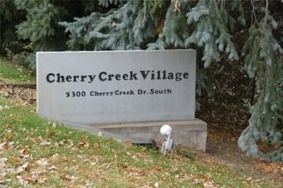 5300 E Cherry Creek South Drive, Denver, CO 80246 - #: 9644323