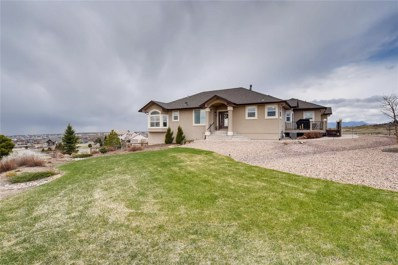 6980 Horseshoe Road, Colorado Springs, CO 80923 - #: 9699567