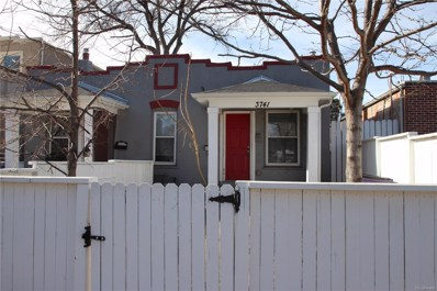 3741 Alcott Street, Denver, CO 80211 - #: 9752682