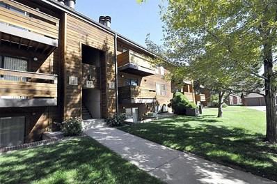 431 Wright Street UNIT 308, Lakewood, CO 80228 - #: 9777868
