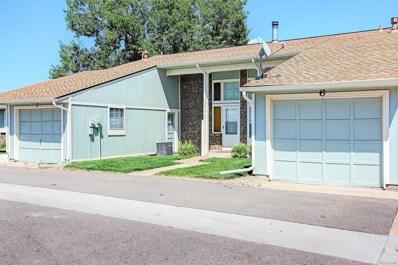 3405 W 16th Street UNIT B-6, Greeley, CO 80634 - #: 9784509
