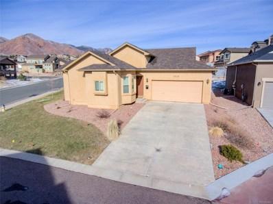 5579 Majestic Drive, Colorado Springs, CO 80919 - #: 9805241