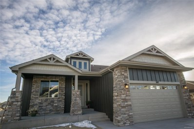 1147 Seabiscuit Drive, Colorado Springs, CO 80921 - #: 9860939
