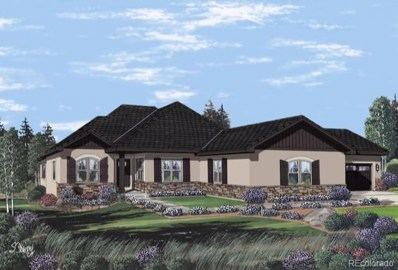 8031 Red Hill Road, Larkspur, CO 80118 - #: 9975788