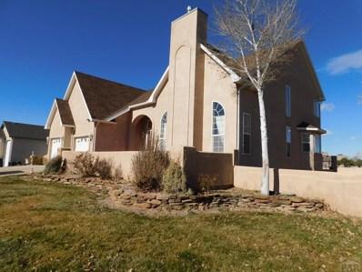 527 W Archer Dr, Pueblo West, CO 81007 - #: 174838
