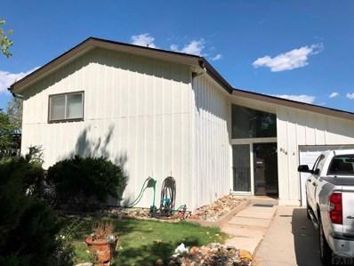 814 S Wolcott Dr, Pueblo West, CO 81007 - #: 175516