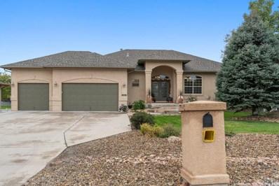 546 W Golfwood Dr, Pueblo West, CO 81007 - #: 176473