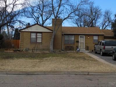 2823 5th Ave, Pueblo, CO 81003 - #: 177199