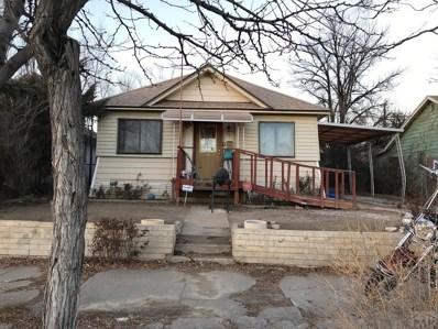 721 W 16th St, Pueblo, CO 81003 - #: 177639