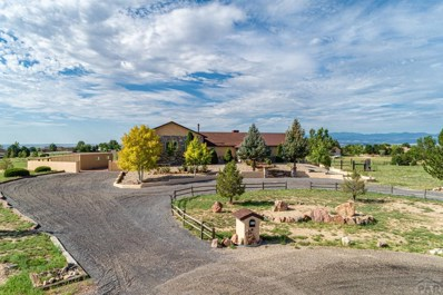 277 S Alta Vista Lane, Pueblo West, CO 81007 - #: 182010