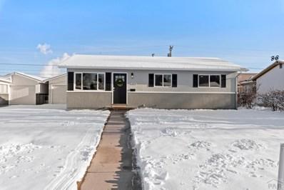 2820 Aster St, Pueblo, CO 81005 - #: 183939