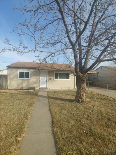 2626 Ontario St, Pueblo, CO 81004 - #: 184107