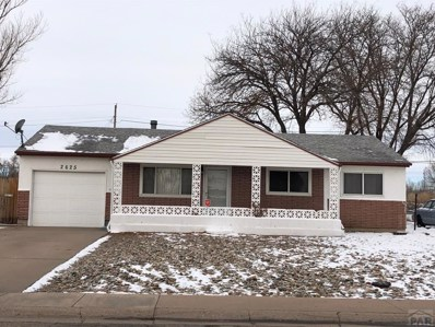 2625 Winnipeg St, Pueblo, CO 81004 - #: 184431