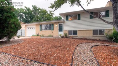 4827 Villa Circle, Colorado Springs, CO 80918 - #: 1072367
