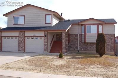 8105 Sedgewick Drive, Colorado Springs, CO 80925 - #: 1176642
