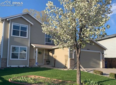 5035 Wainwright Drive, Colorado Springs, CO 80911 - #: 1400458