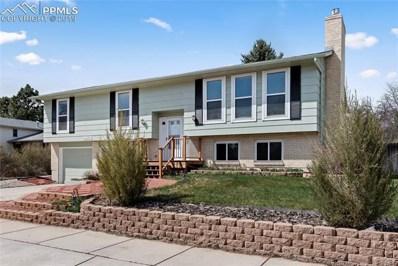 2806 Flintridge Drive, Colorado Springs, CO 80918 - #: 1439349