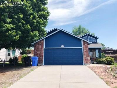 3550 Richmond Drive, Colorado Springs, CO 80922 - #: 1565258