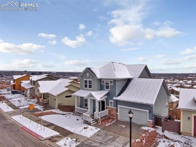 1201 Lady Campbell Drive, Colorado Springs, CO 80905 - #: 1861662